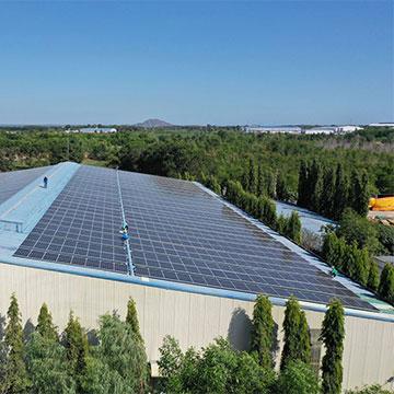 Điện mặt trời cho gia đình