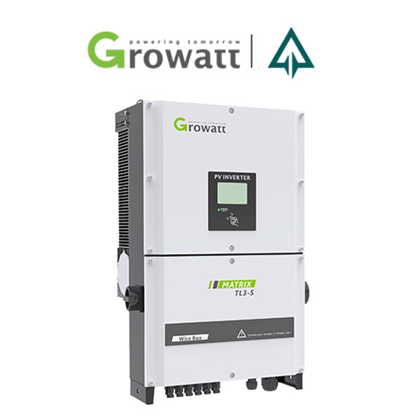 Inverter hòa lưới 40KW – Growatt 40000TL3-NS