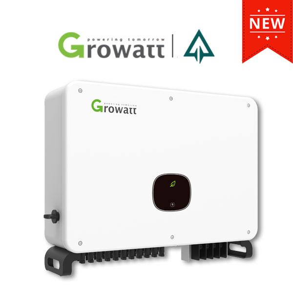 Inverter hòa lưới 50KW – Growatt MAC 50KTL3-X LV
