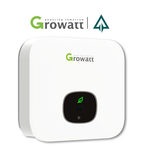 nverter hòa lưới 3KW – Growatt MIN 3000TL-X