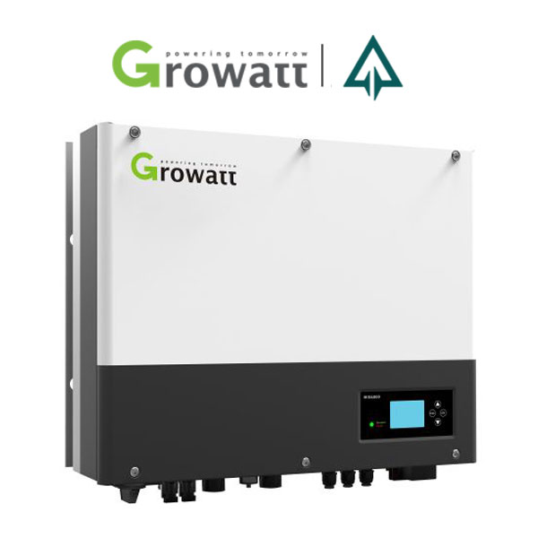 Inverter hybrid 5KW 1 pha – Growatt SPH5000