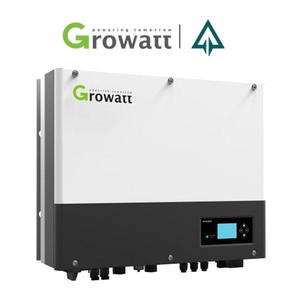 Inverter hybrid 6KW 1 pha – Growatt SPH6000