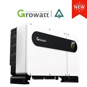 Inverter hòa lưới 60KW – Growatt MAX 60KTL3 LV