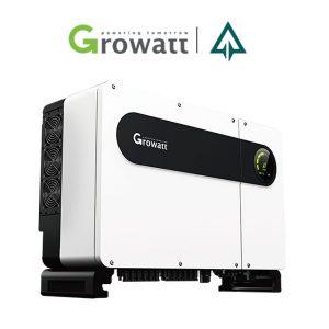 Inverter hòa lưới 100KW – Growatt MAX 100KTL3 MV