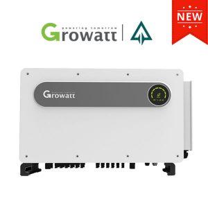 Inverter hòa lưới 200KW – Growatt MAX 200KTL3 HV
