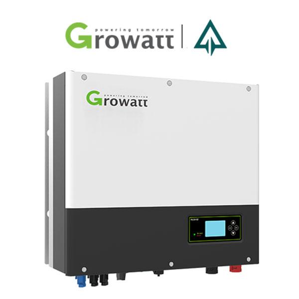 Inverter hybrid 10KW 3 pha – Growatt SPH10000TL3 BH
