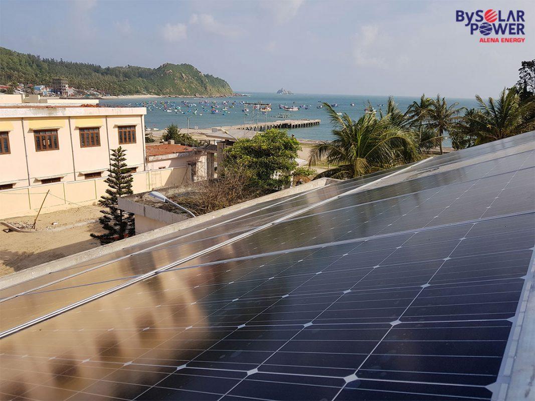 EVNCPC tặng 10 giải thưởng tri ân nhà đầu tư ĐMT trên mái nhà