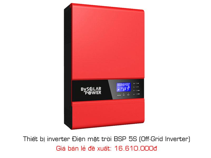 Alena Energy công bố giá bán lẻ đề xuất BSP 5S – 16.610.000đ