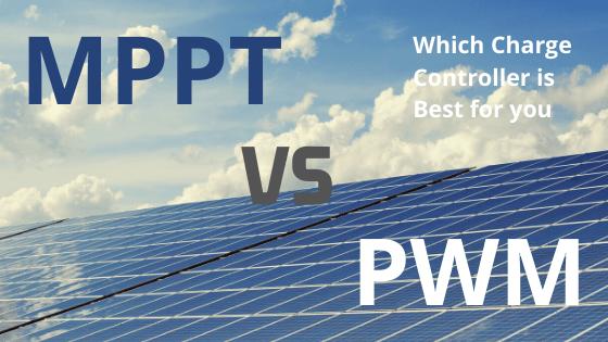 So sánh bộ điều khiển sạc MPPT và PWM