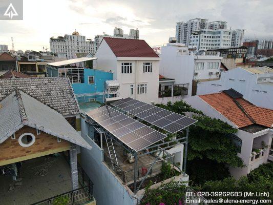 EVN được thực hiện ký hợp đồng mua bán điện nếu thấy phù hợp đối với các trường hợp tận dụng mái nhà văn phòng làm việc, kho xưởng để đầu tư điện mặt trời mái nhà