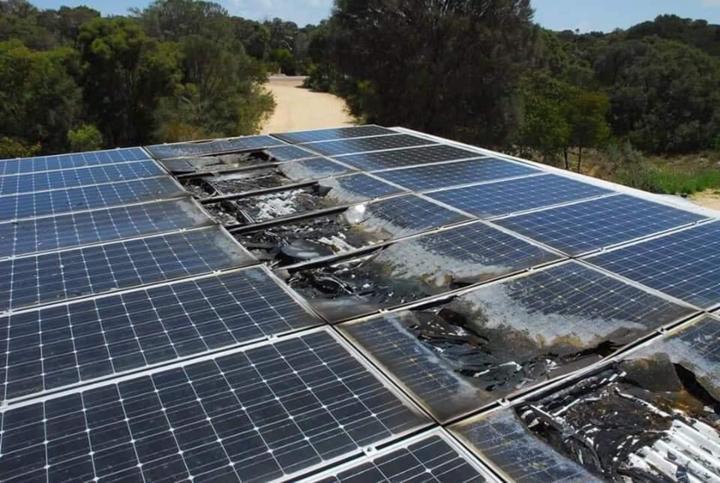 Nguyên nhân gây cháy, nổ hệ thống năng lượng mặt trời và cách phòng ngừa