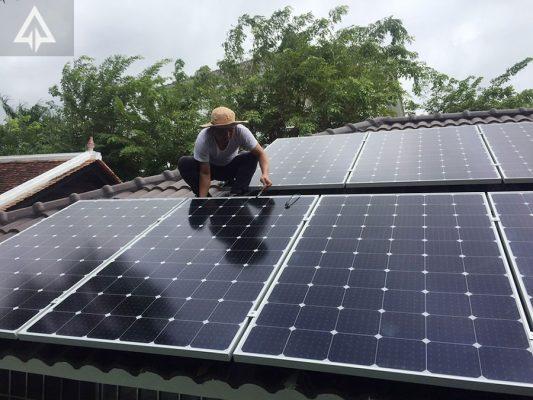 Không phải nhà nào cũng thích hợp để lắp đặt điện mặt trời