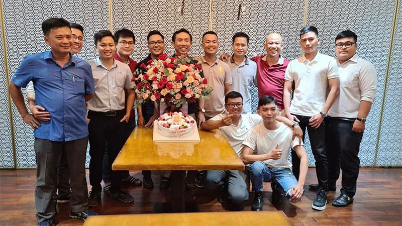 Kỷ niệm 5 năm thành lập Công ty ALENA