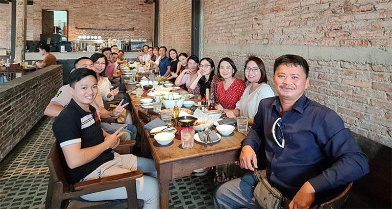 Công ty Alena tổ chức tiệc chúc mừng ngày Phụ nữ Việt Nam 20/10/2020