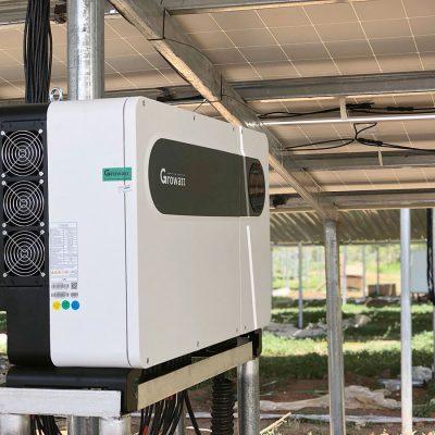 INVERTER GROWATT MAX80KTL3-LV: