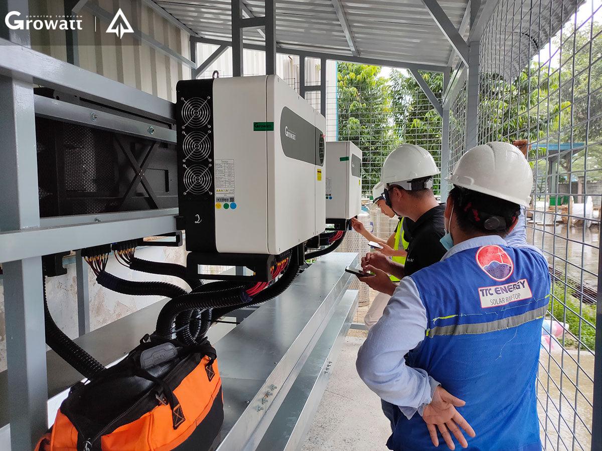 Alena vừa hoàn thành kế hoạch cung cấp 10MWp pin LONGi cho các dự án TTCE