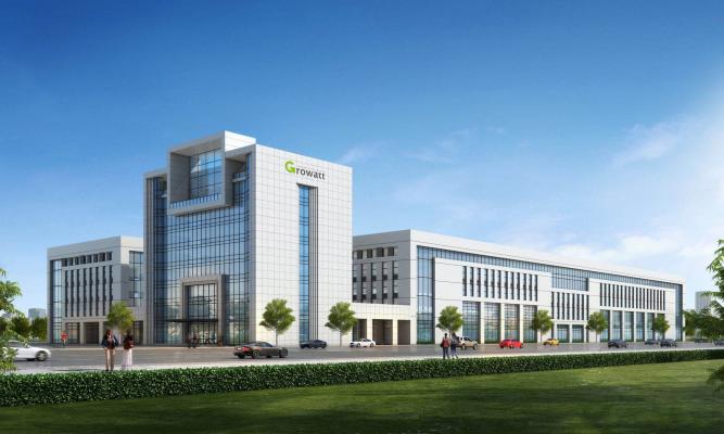 Growatt xây dựng tổ hợp sản xuất mới ở Quảng Đông