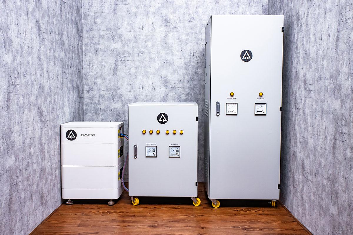 Tủ tích trữ điện Alena - giải pháp lưu trữ điện mặt trời cho hộ gia đình và doanh nghiệp
