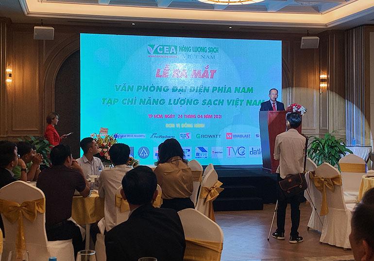 Alena chính thức trở thành thành viên của Hiệp hội Năng lượng Sạch Việt Nam (VCEA)