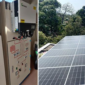 Giải pháp lưu trữ điện hybrid và BESS dành cho gia đình và doanh nghiệp