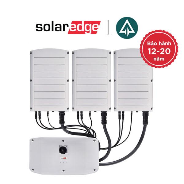 SolarEdge SE66.6K-SE100K